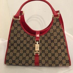Vintage Gucci Jackie O shoulder bag
